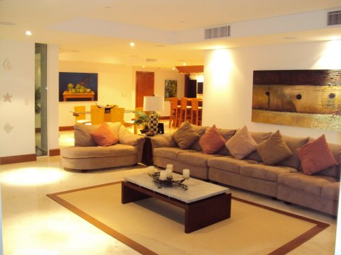 Cancun Condo Rental 4 Bedroom Bay View Grand Unit 1401 Tower 1