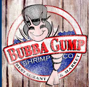 Bubba Gumps is another Cancun hit with our vacation rental customers, love them shrimp
