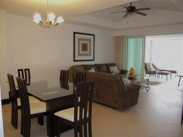 Cancun Condo Rental 3 Bedroom Portofino Unit 1102 Tower 6
