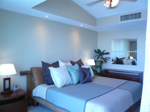 another photo of the oversized master bedroom suite